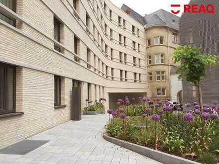 Helle 3-Zimmer Erdgeschosswohnung mit Terrasse und Garten in Burtscheid! EBK vorhanden !