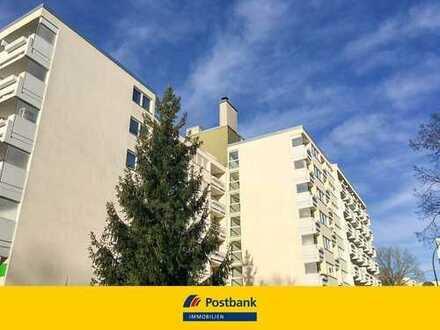 Kapitalanleger aufgepasst! Gut vermietete 1,5 Zimmer Wohnung in Freising mit viel Potential