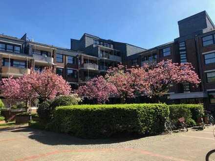 Renovierte 3-Zimmer-Wohnung mit Loggia und EBK in Münster