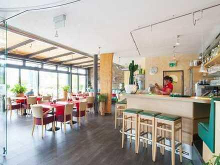 Golfplatz Restaurant / Café Green + Große Terrasse + Seminarraum + ab 01.03.2019