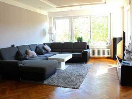Kernsanierte, provisionsfreie helle 3,5 Zimmer Wohung in ruhiger Ortsrandlage in Rechberghausen