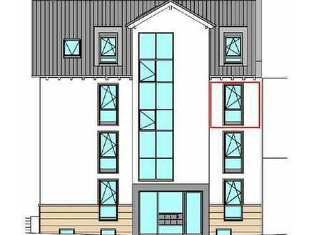Neubau: 2. Obergeschoss 2-Zimmer-Komfort-Wohnung