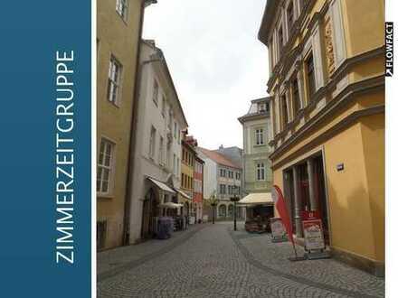 Leerstehende Gewerbeeinheit im Zentrum von Naumburg, riesiger Keller zur Alleinnutzung vorhanden
