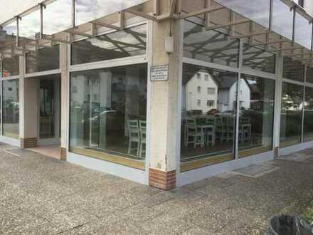 Repräsentative Ladenfläche ( große Fensterfront)
