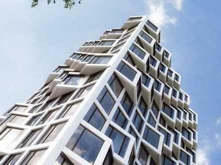 Stylische Loft-Eckwohnung im 7. Stock mit EBK, Süd- Westausrichtung