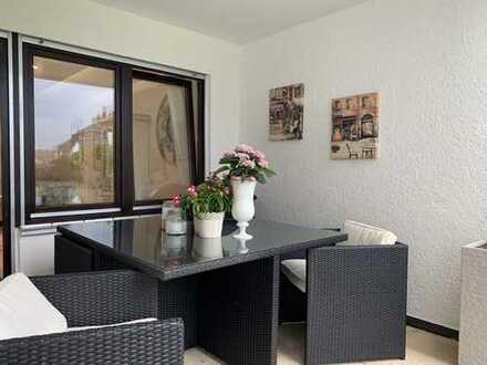 Provisionsfrei! Vollmöblierte sehr schöne 3-Zimmer Wohnung in Neuhausen auf den Fildern