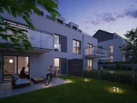 Einfach Wohlfühlen! 2-Zimmer-Wohnung mit optimalem Grundriss und West-Terrasse in Top-Lage