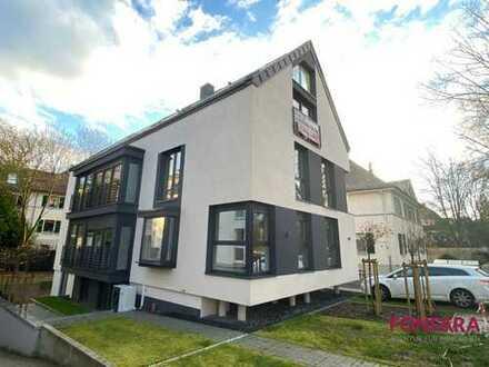 Urban-Living: Erstbezug + Neubau + Einbauküche + Garten