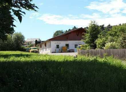 Ideal für Kapitalanleger - Gewerbeobjekt mit PV-Anlage in Maxhütte-Haidhof