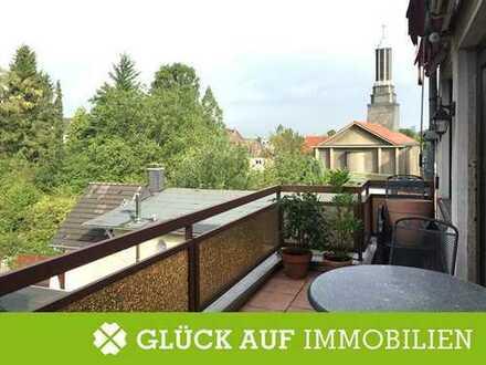 Eigentumswohnung mit Blick ins Grüne - Essen Stadtwald