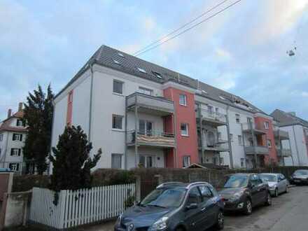 Top 3 ZKB-Wohnung in Pfersee. Wohnlage mit hoher Qualität
