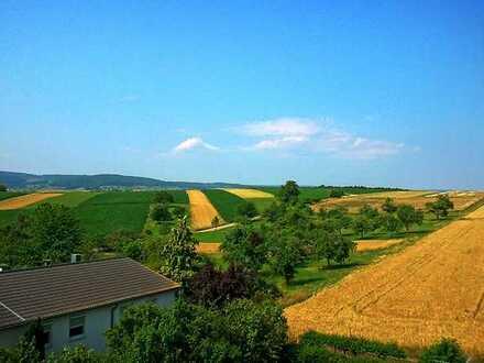 Möblierte 1-Zimmer-Wohnung mit Balkon und Einbauküche in Heimsheim