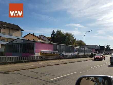 Baugrundstück für Projektentwicklung WOHNEN !