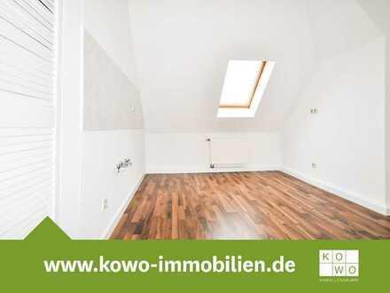 2-Zimmer-Wohnung mit Tageslichtbad und Laminat in Leipzig - Miltitz