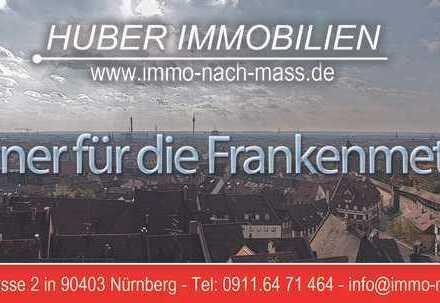 Allersberg ~ Vermietete Gewerbeliegenschaft bestehend aus drei Industriehallen und Bürotrakt