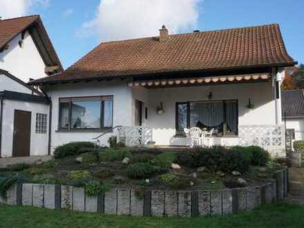 Freistehendes, gepflegtes Einfamilienhaus