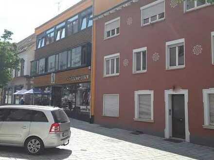 Stadtwohnung für 2 Jahre mit großem Balkon in der Fußgängerzone Pfullendorf