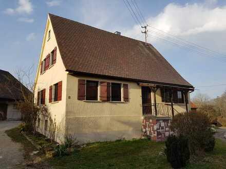 Kleines Haus mit 5 Zimmern in Sittenhardt sucht neuen Mieter