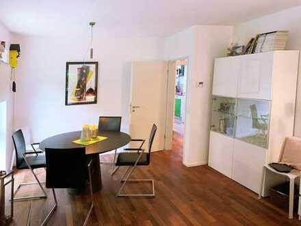 Familienfreundliche 3-Zimmer-Wohnung mit Blick ins Grüne in Mettmann