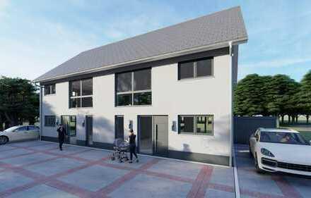 Bottrop - Individuell planbar: Moderne Doppelhaushälfte mit 140m² & Garage incl. 320m² Grundstück