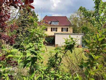 Baugrundstück für Eigenheim in Dresden Striesen zum KAUF