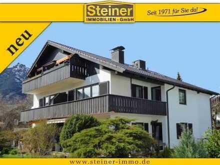 3-Zimmer-Eck-Balkon-Wohnung ca. 70 m², Küche modern, 2 Dusch-Bäder, Keller, TG-Platz a. W.