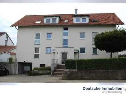 3-Zimmer-Wohnung mit schöner Dachterrasse und EBK