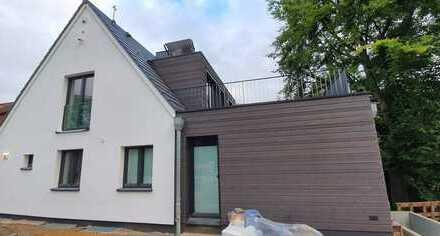 Erstbezug: Haus im Haus mit Luxusausstattung und Blick ins Grüne