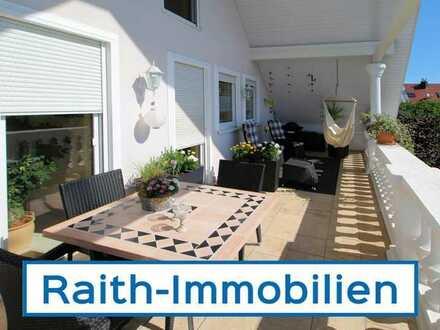 Sonnige Maisonette-Wohnung (OG+DG) - Wertingen