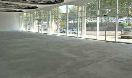 Verkaufs-Büro-Ausstellungs- Serviceflächen- 36 Meter Schaufenster