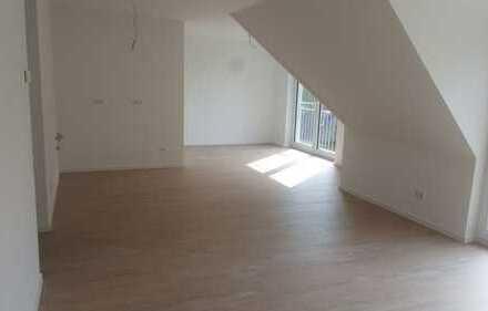 Großzügige Neubau-Wohnung in ruhiger Lage direkt am Kocherpark