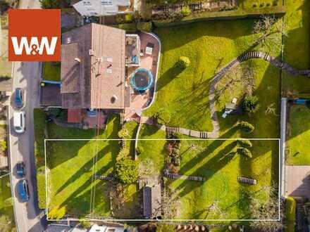 Baugrundstück Esslingen Berkheim Doppelhausbebauung / Einfamilienhaus / Dreifamilienhaus
