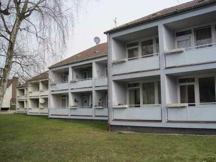 Wohnung mit Balkon in stadtnaher Lage...
