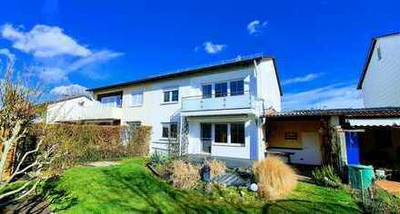 ... beziehbare und moderniserte DHH mit EBK und Garage in sehr ruhiger Lage von Mühldorf-West ...