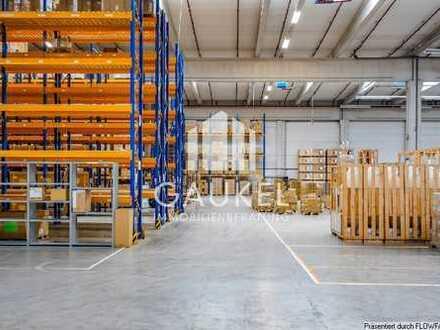 Gelegenheit: Produktionsfläche mit Büro - gute Verkehrsanbidung!