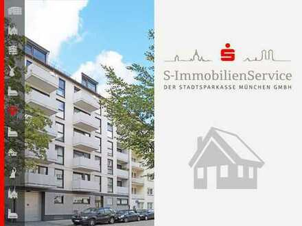 3-Zimmer-Wohnung mit großem Südwest-Balkon in exklusiver Lage für Kapitalanleger