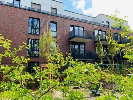 Von privat: 2-Zi-Wohnung mit EBK und Balkon im grünen Alsterdorf ab 1.6. oder 1.7. 2021