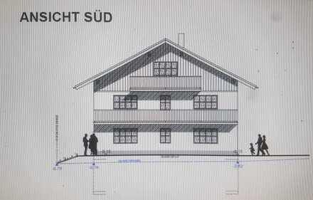 Neubau mit Bergblick 1&2 Stock Benediktbeuern