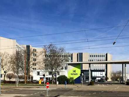 Lager- & Produktionsflächen im Technologiezentrum Karlspark