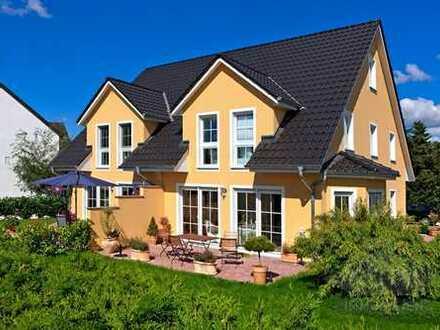 Neubau einer Doppelhaushälfte in Eggersdorf
