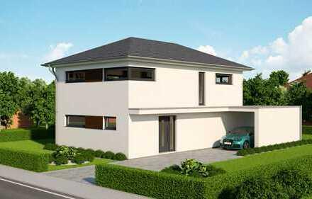 Neubau - Modernes lichtdurchflutetes Einfamilienhaus 131 qm im Herzen von Diedorf