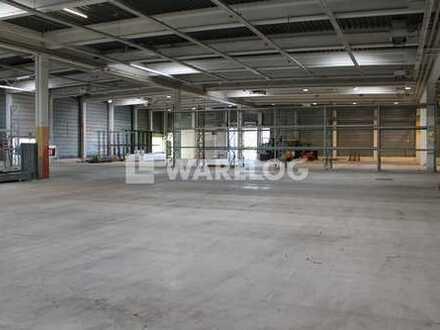 NEU-ULM // Lager-/Logistikflächen unweit der B10 zu vermieten!