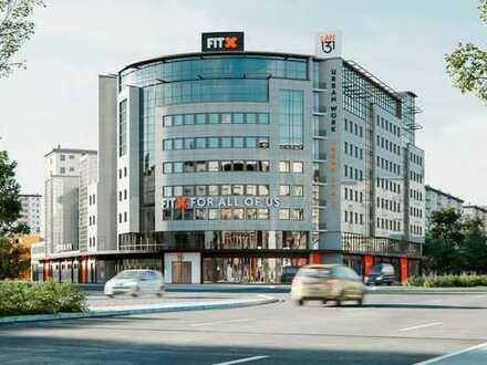 LAN 131: Bürofläche direkt am S-Bahnring - kurzfristig verfügbar - modernisiert