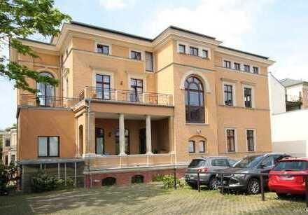 Traumhafte 3 Zimmerwohnung in einer Jugendstilvilla im Mühlwegviertel 135 m² + 20 m² Galerie