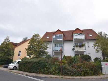 Maisonette-Wohnung mit Süd-Balkon zur Kapitalanlage in Burkhardtsdorf!