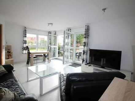 Sonnige möblierte Wohnung mit Terrasse in ruhiger Lage Kusterdingen