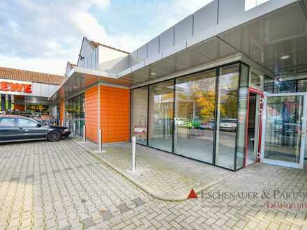 Große Ladenfläche mit hohem Schaufensteranteil in frequentierter Lage von Bammental