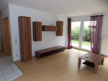 Für Kapitalanleger: 2 Zimmer-Wohnung mit Gartenanteil!