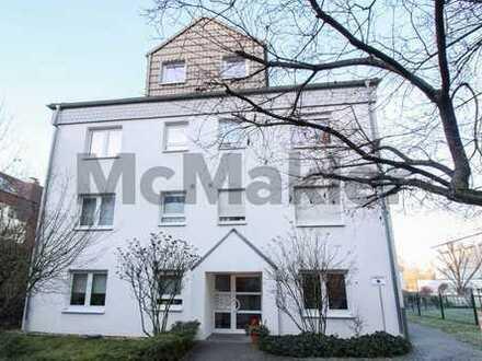 Gepflegte 2-Zi.-Wohnung mit großem Garten in begehrter Wohnlage von Frankfurt-Bockenheim