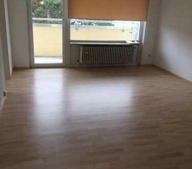 Vollständig renovierte helle 2 Zimmer Wohnung mit Balkon in Bad Kreuznach
